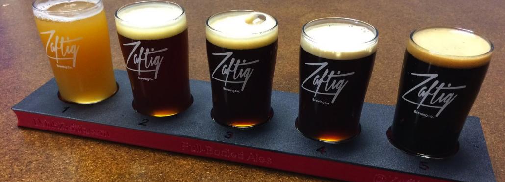 Zaftig Brewing Company