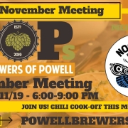 November 2019 HOPs Meeting