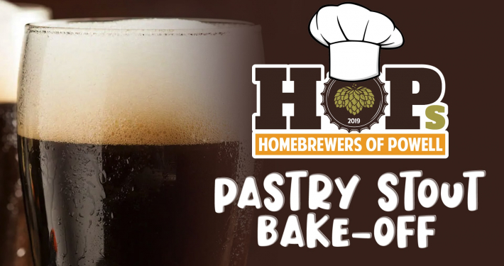 Pastry Stout Bake Off