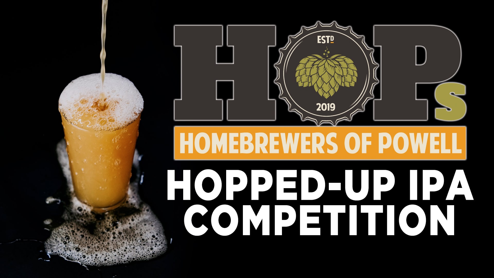 Hopped-Up IPA Competition